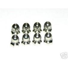 4.1x5.5 Metal Ball Nut (8pcs) AR-071