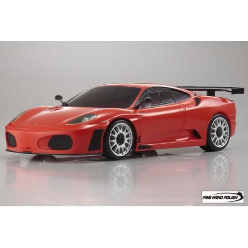 KYOSHO MINI Z Ferrari F430 GT Test Car / Red 2007 MZP328TR