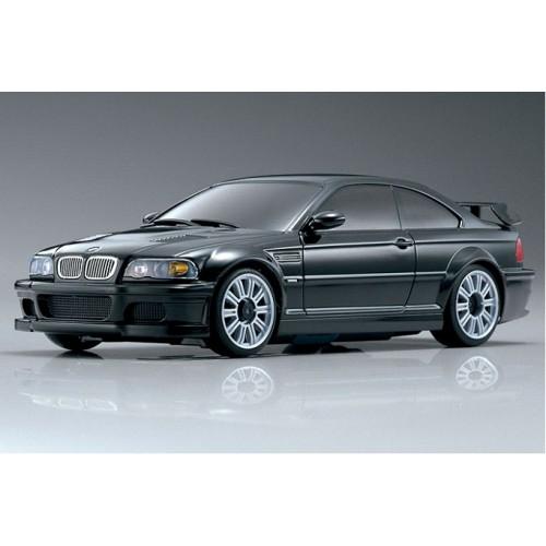 Bmw M3 Gtr: ASC BMW M3 GTR (Black) MZX204BK