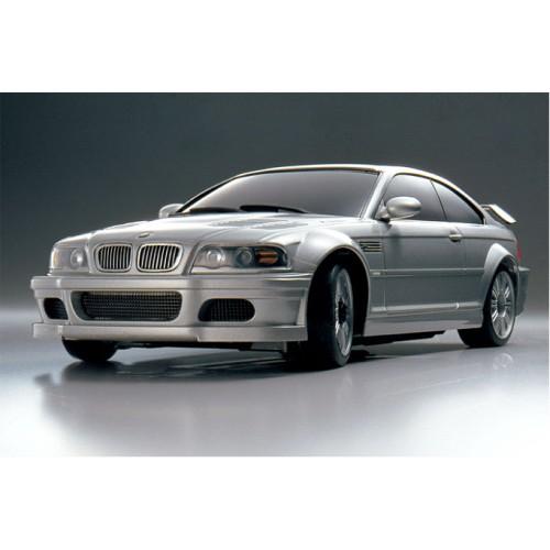 Bmw M3 Gtr: ASC BMW M3 GTR (Silver) MZX204S